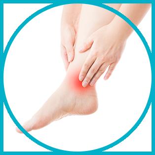 Peripheral Neuropathy Symptom - Ankle
