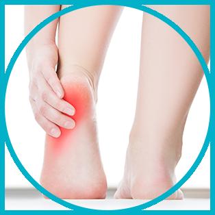 Peripheral Neuropathy Symptom - Heel