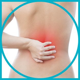 Peripheral Neuropathy Symptom - Lower Back