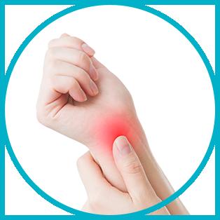 Peripheral Neuropathy Symptom - Wrist